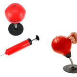 Trend Matters Stress-Relieving Desktop Speed Punching Ball
