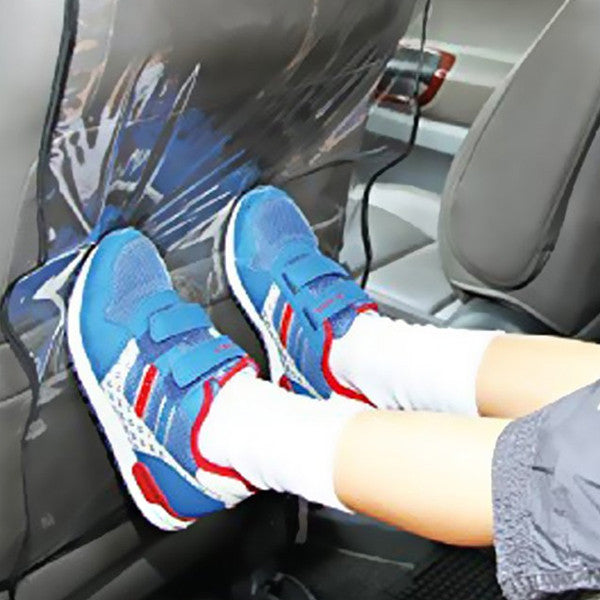 Transparent Car Seat Back Protective Cover