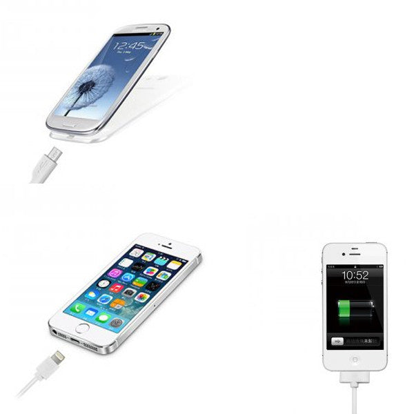 USB cable 3 in 1 Car or Computer Universal Charger