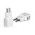 US Plug Dual USB Power Adapter Wall Charger