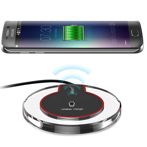 Wireless Charging Dock - iPhone & Android