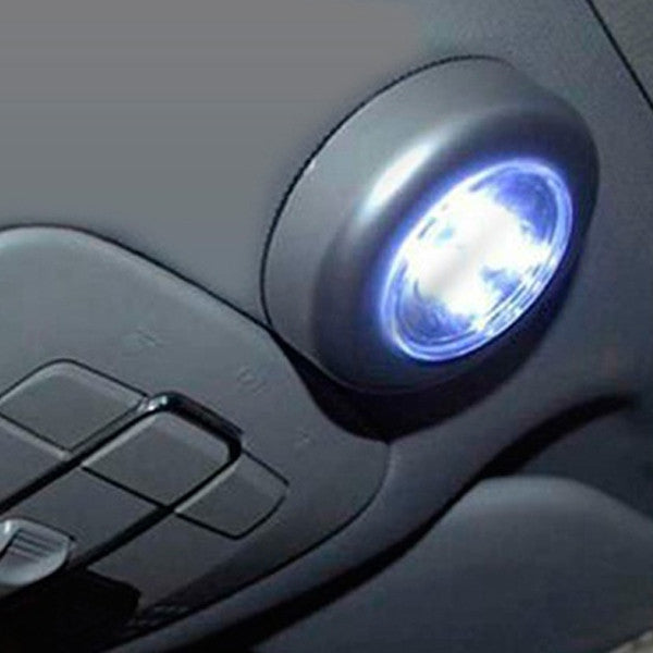 Vehicle LED Touch Lamps (3-Pack)