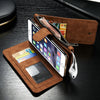 Wallet Case for iPhone 6, 6s, 6 Plus, and 6s Plus