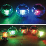 Waterproof Solar Floating Lights
