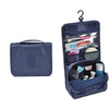 Waterproof Travel Toiletry And Cosmetic Bag With Hanger Hook