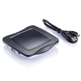 Window Cling Solar Charger / Power Bank