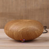 Wood Grain Aromatherapy Diffuser Spa Lamp