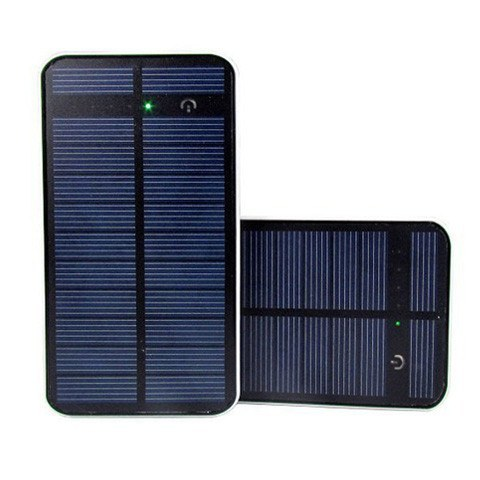 Accessories - 12000mah Power Bank Solar Charger
