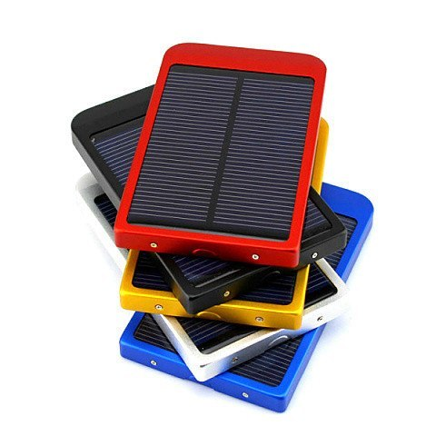 Accessories - 30000mah Portable Solar Backup Battery