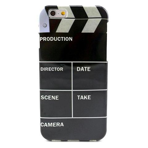 Accessories - Clapperboard TPU Case For IPhone 6 Plus