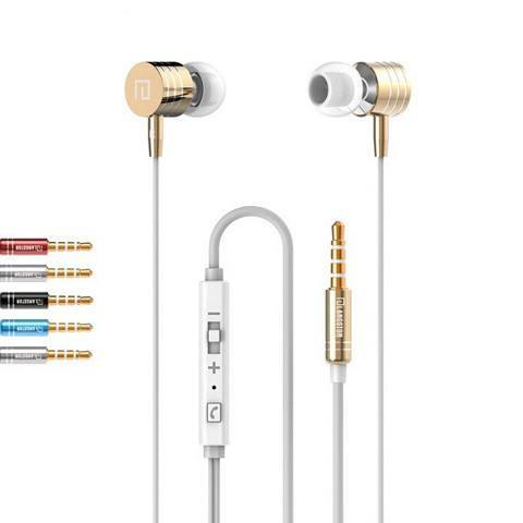 Accessories - Earphone LANGSTON Stereo Bass Metal