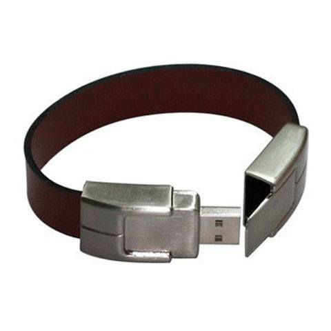 Accessories - Leather Bracelet USB Flash Drive 16GB