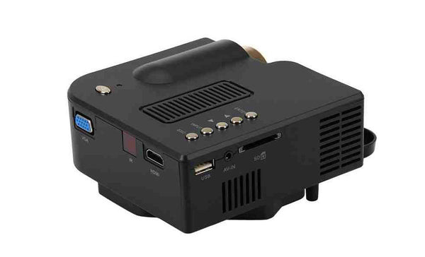 Stylish Portable Led Projector