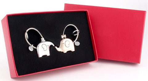 Elephant Key Chain for Lovers