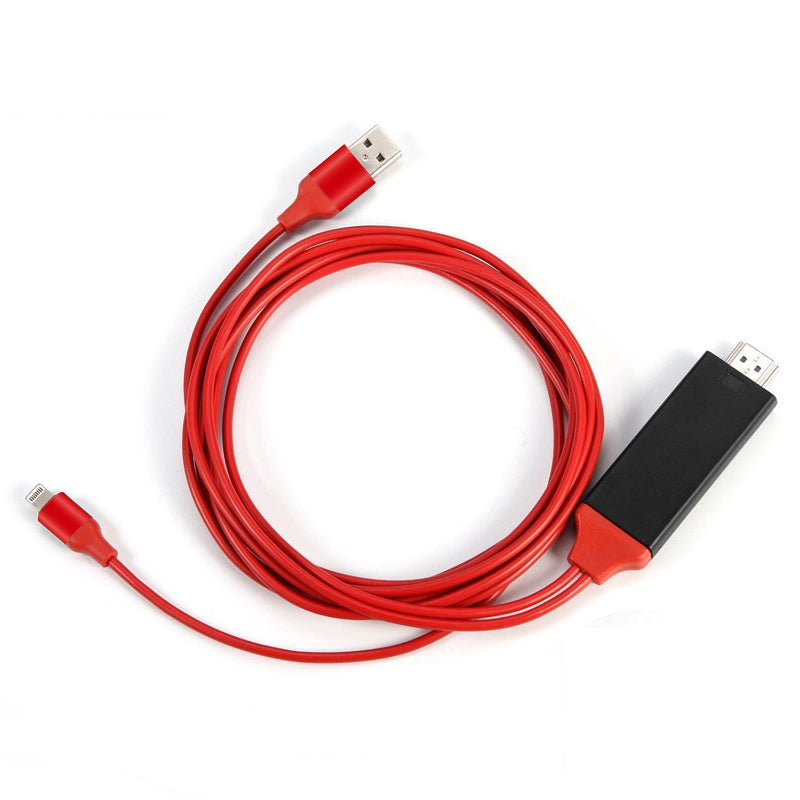 sc 1 st  Lotmoredeals & Lighting to HDMI Cable