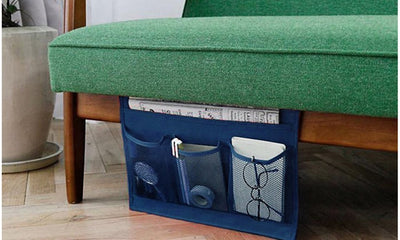 Bedside Storage Organizer Caddy