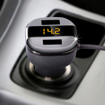 3.4A Dual USB Fast Car Charger
