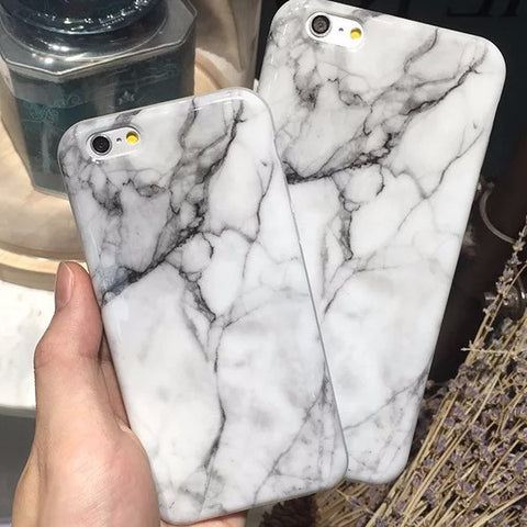Marble Print iPhone Case for iPhone 7/7s/7 Plus/7s Plus