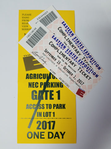 Tickets for The Big E