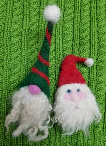 Pop-up Class: Needle Felt an Ornament