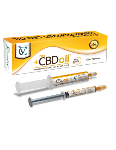 10 mL Hemp CDB Extract Syringe