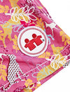 Party Dogs Swim Trunks (Mens) : Pink