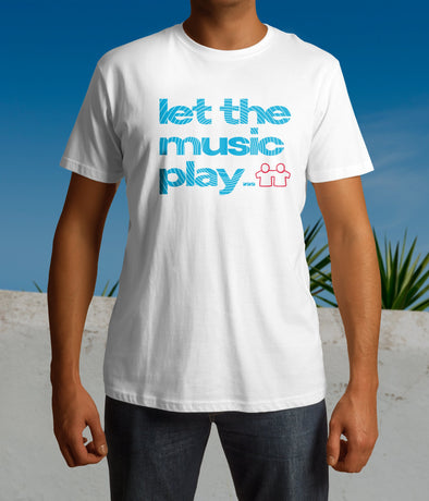 Play T-Shirt (Crew S/S) : Mens