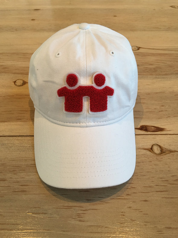 BH Icon Baseball Cap (White)
