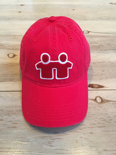 BH Icon Baseball Cap (Red)