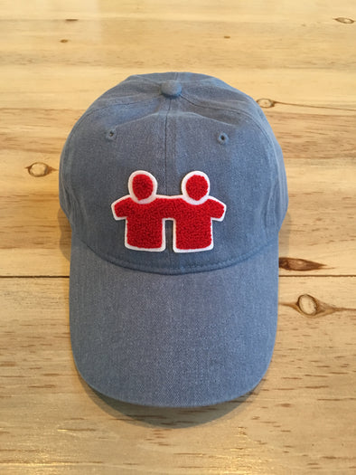 BH Icon Baseball Cap (Denim)