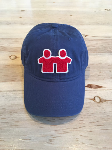 BH Icon Baseball Cap (Navy)