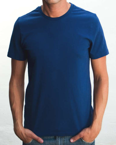 Ibizentials Crew T Shirt (Mens) : Navy