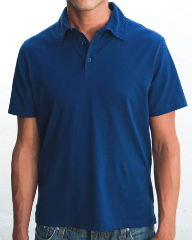 Ibizentials Polo Shirt (Mens) : Navy