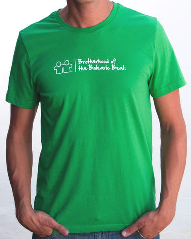 Brotherhood T-Shirt (Mens) : Green / White