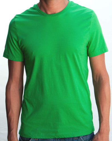 Ibizentials Crew T Shirt (Mens) : Kelly Green