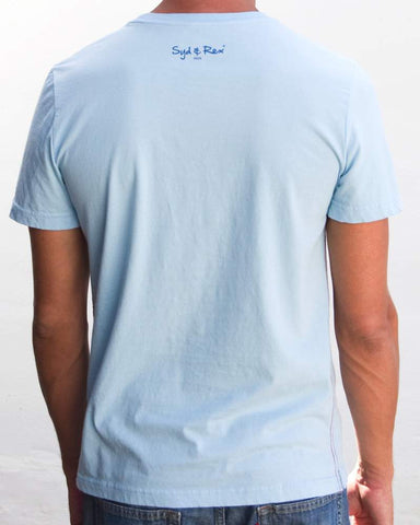 Icon Fill T-Shirt (Mens) : Lt Blue