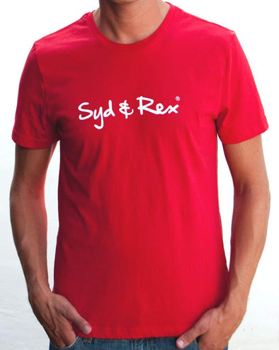 Signature T-Shirt (Mens) : Red