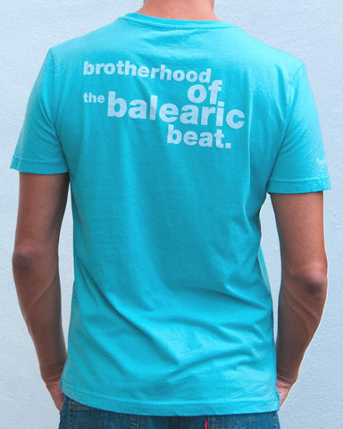 Statement T-Shirt (Mens) : Turquoise