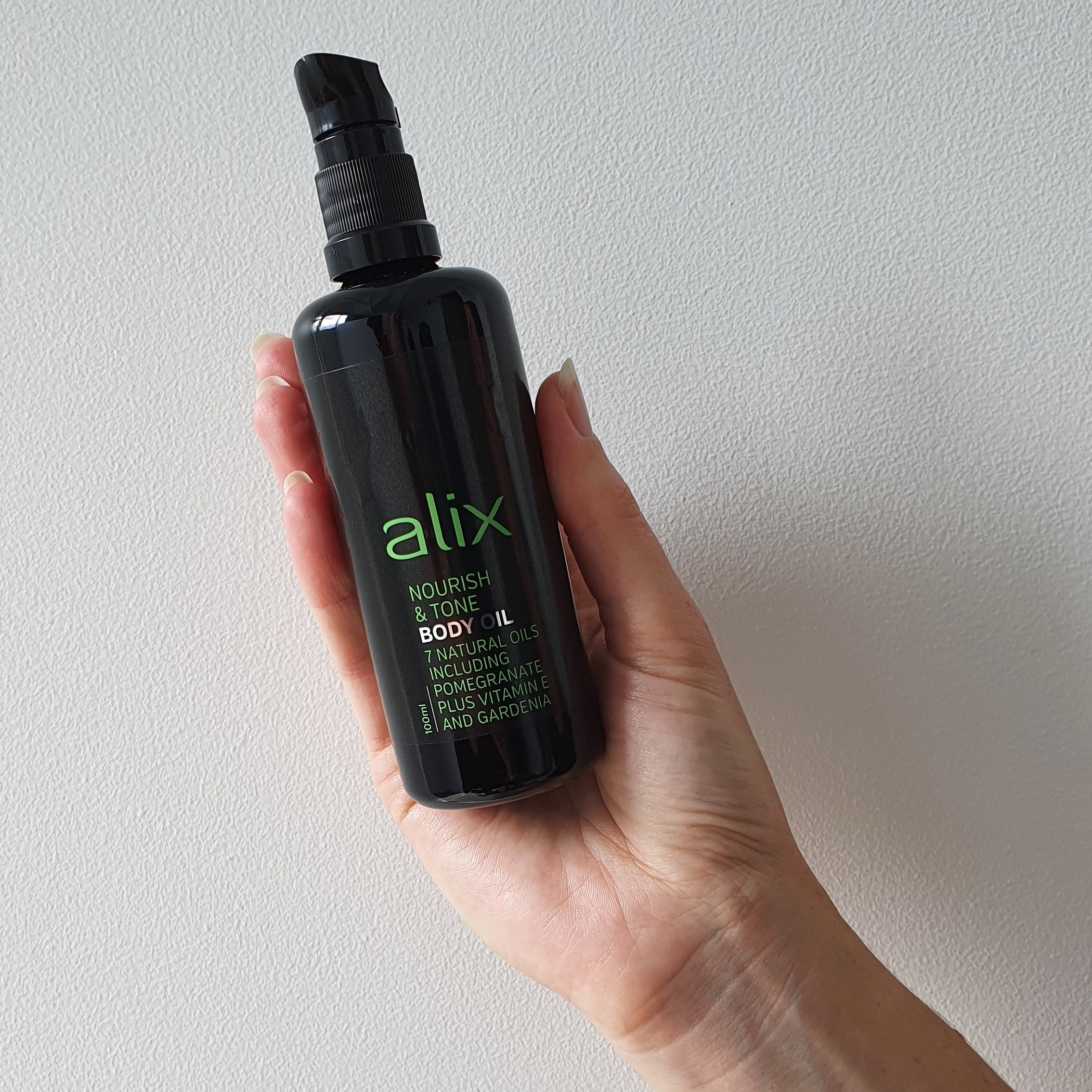 Alix Skincare Nourish + Tone Body Oil