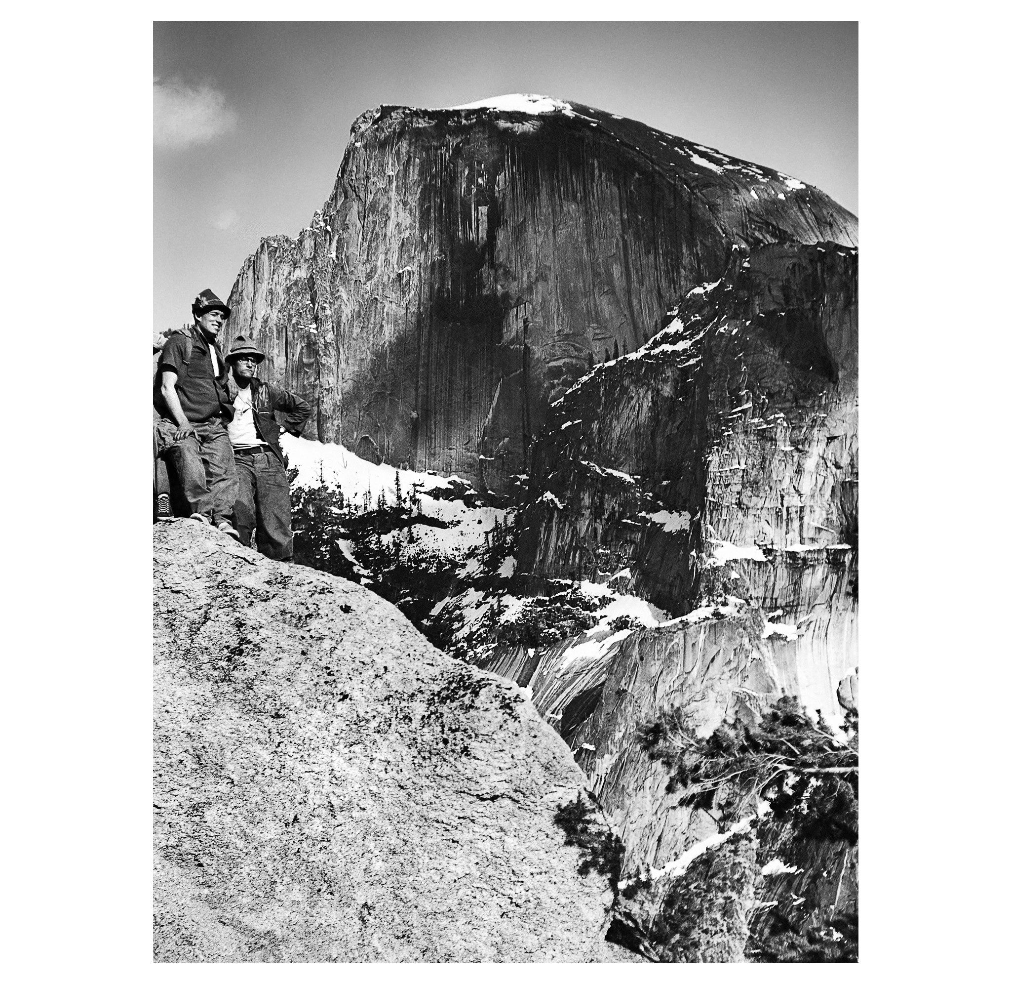 Bob Swift - Half Dome