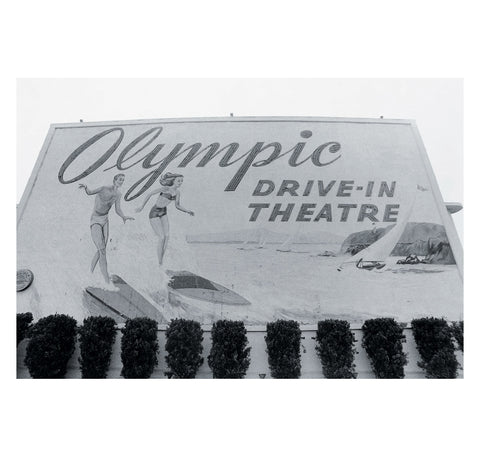 Craig Stecyk – Olympic Drive-In