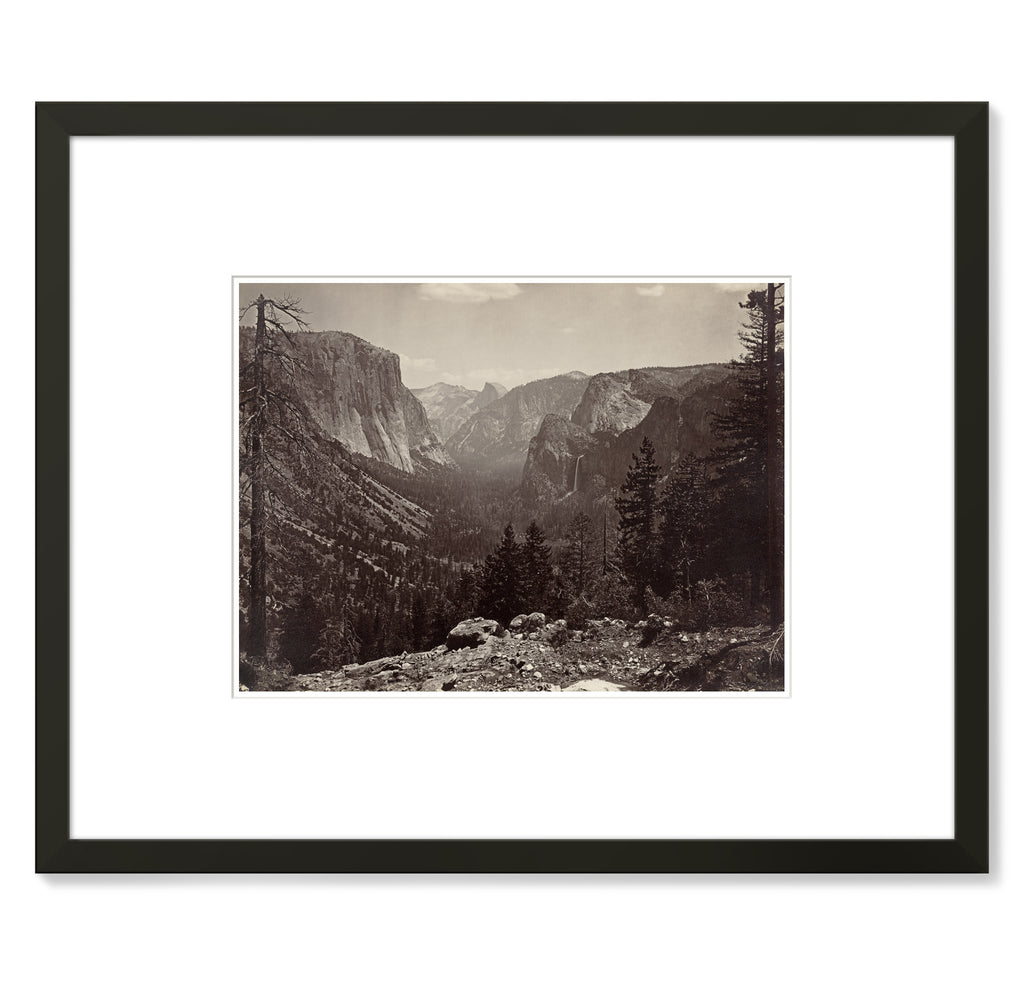 Carleton Watkins – Yosemite Valley 1