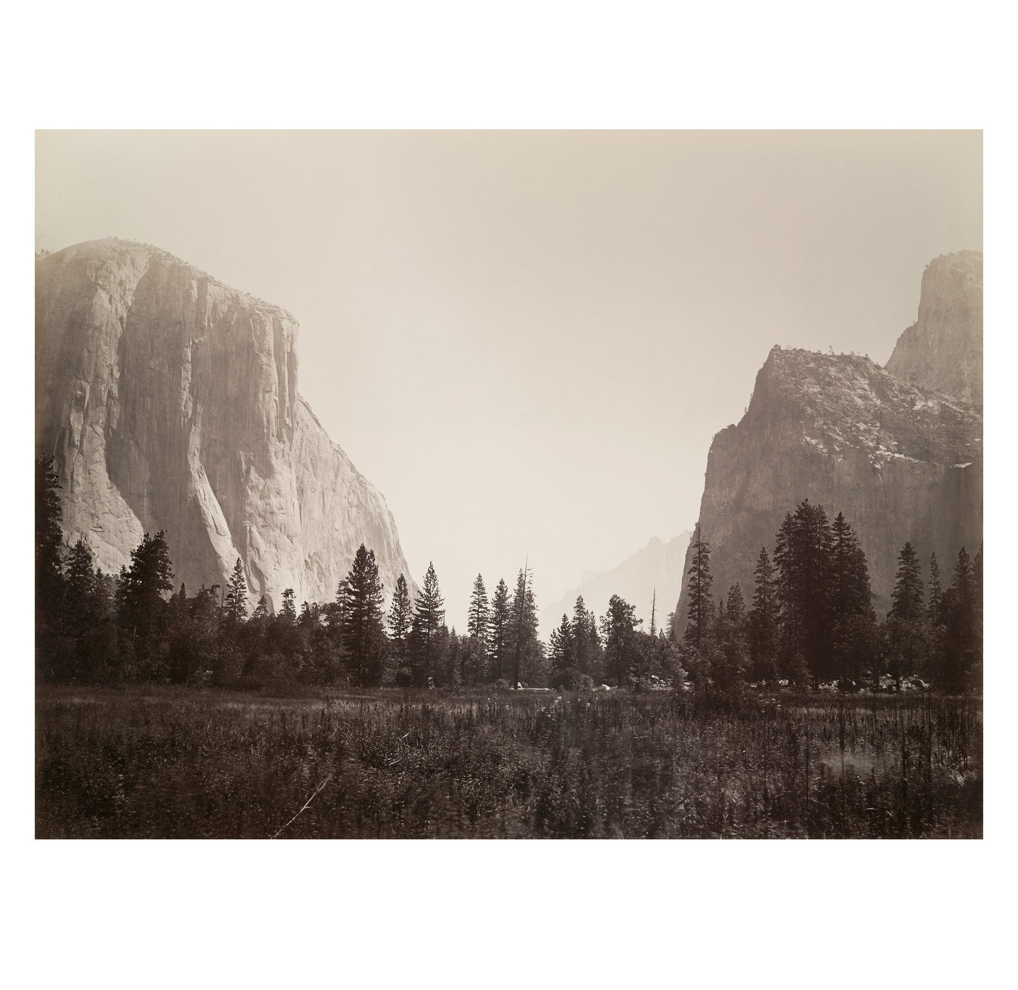 Carleton Watkins – Yosemite Valley 2