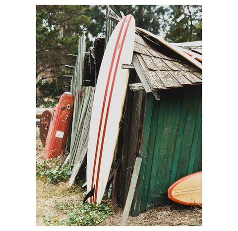 Dewey Nicks – Board and Shack