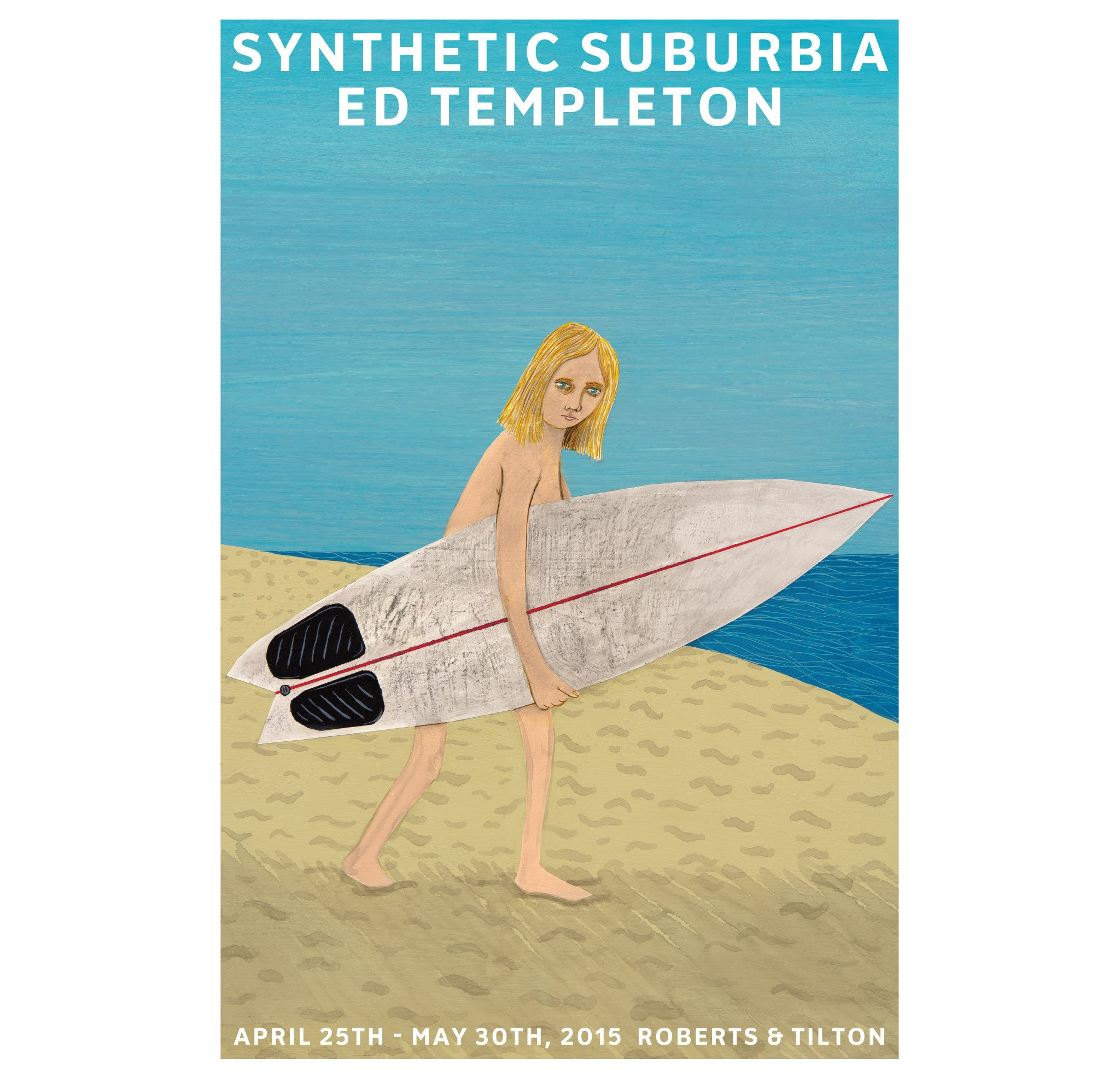 Ed Templeton – Synthetic Suburbia 1