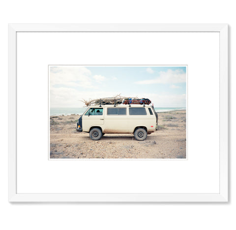 Foster Huntington – Van 4