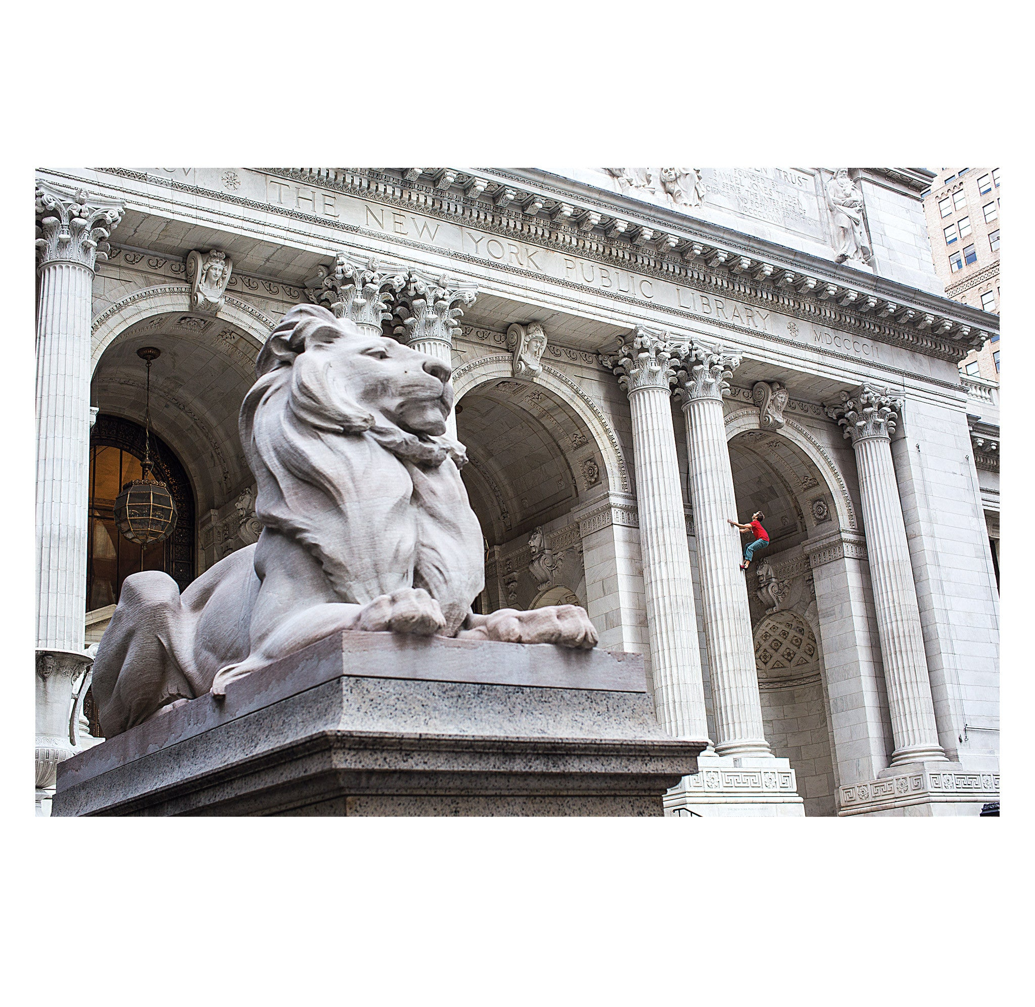 Jeff Johnson – New York Public Library