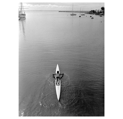 Joe Quigg – Paddleboard