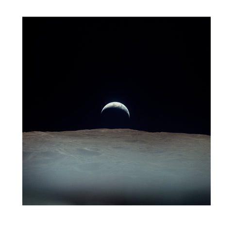 Apollo 12 – Earthrise