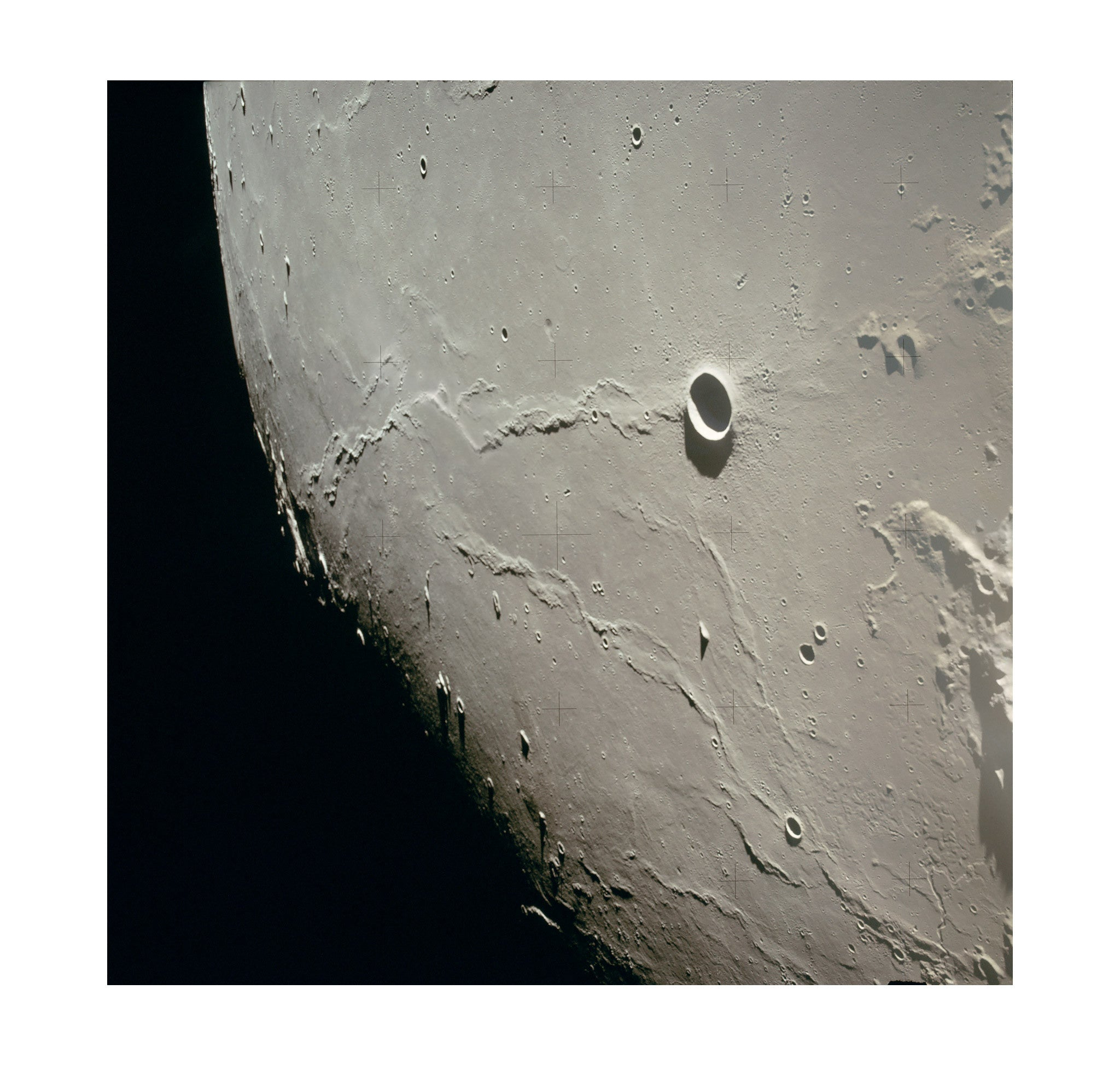 Apollo 15 – Crater